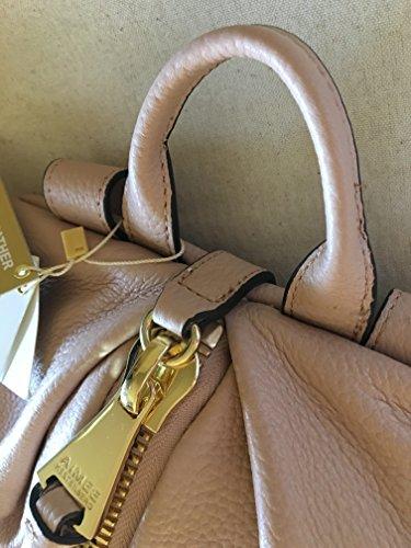 Aimee Kestenberg Tamitha Backpack Blush Leather Gold Hardware by Aimee Kestenberg (Image #5)