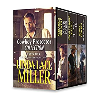 book cover of Cowboy Protector Collection
