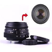 35mm F1.6 APS-C Television TV Lens/CCTV Lens For 16mm C Mount Camera