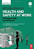 img - for Introduction to Health and Safety at Work: for the NEBOSH National General Certificate in Occupational Health and Safety book / textbook / text book