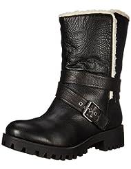Nine West Women's OLWYN Leather Winter Boot