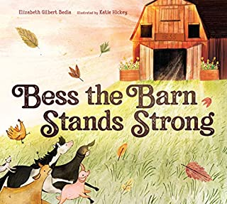 Book Cover: Bess the Barn Stands Strong