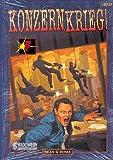 Konzernkrieg: Shadowrun-Quellenbuch