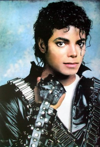 [J-1857 Michael Joseph Jackson King of Pop Legend Dance Music Wall Decoration Poster Size 24