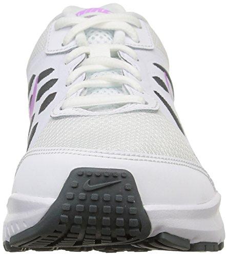 Donna Wmns White Ginnastica cl Dart Fchs Gry Scarpe Glow Nike 11 da Gry wlf dY0CnCF1