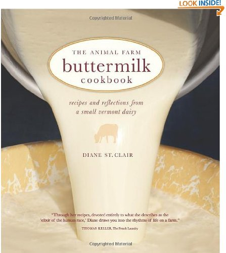 The Animal Farm Buttermilk Cookbook