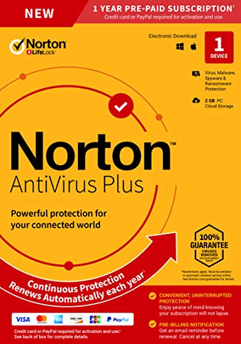 NEW Norton AntiVirus Plus - Anti...