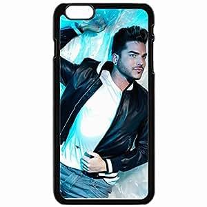 adam lambert Custom Protective Hard Plastic Mobile Phone Cases For Apple iPhone 6 4.7 Inch Suitable For Women
