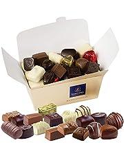 Leonidas Belgian Chocolates | Assorted, Milk Chocolates and Dark Chocolates in a Beautiful Gift Ballotin Box. Imported fine Chocolate from Belgium