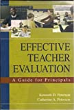 Effective Teacher Evaluation and TeacherEvaluationWorks Pro CD-ROM Value-Pack, Peterson, Kenneth and Peterson, Catherine, 1412942039