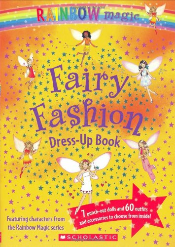 Download Rainbow Magic: Fairy Fashion Dress-up Book PDF