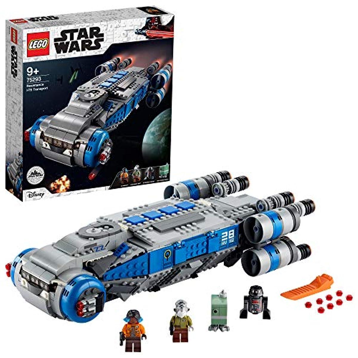 [해외] 레고(LEGO) 스타워즈 레지스탕스I-TS transport(TM) 75293