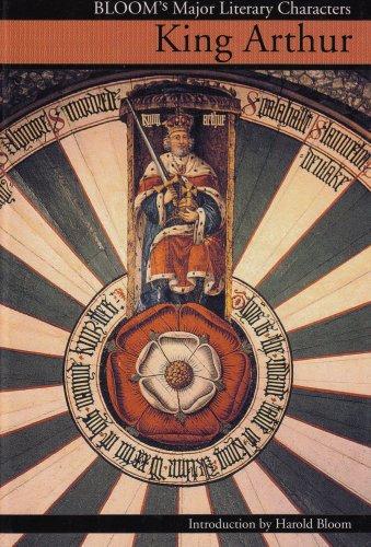 King Arthur (Bloom's Major Literary Characters (Hardcover))