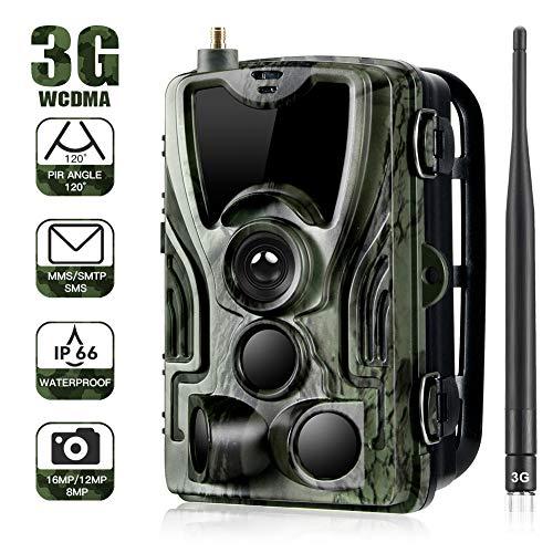 SUNTEKCAM 3G Trail Camera 16MP 1080P Wildlife Camera Trap 2.0''LCD with Infrared...