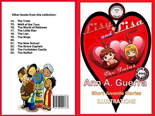 Amazon.com: Lisy and Lisa: The Twins (The THOUSAND and One ...
