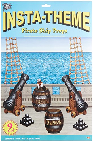 Pirate Ship Props Party Accessory