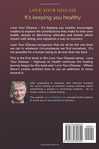 love your disease its keeping you healthy english edition