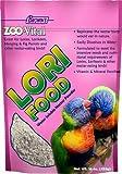 F.M. Brown's Zoo-Vital Lori Food Nectar Powder, 16-Ounce, My Pet Supplies