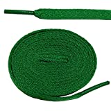 1cm Wide Flat Shoealces Shoe Laces Shoestrings of Polester for Athletic Sport Hiking Work Sneaker 24 Colors
