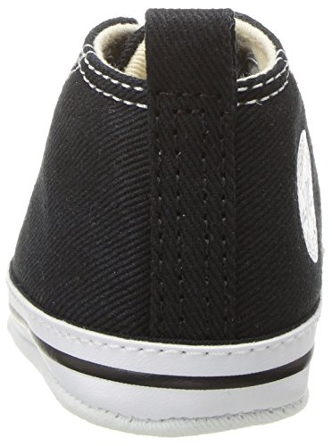 First Star mode mixte Converse Noir bébé Cvs Baskets d5xaxOS