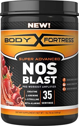 Body Fortress Blast Workout Amplifier product image