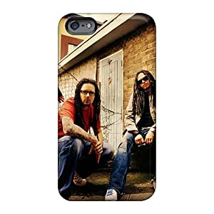 Shock-dirt Proof Megadeth Band Case Cover For Iphone 6