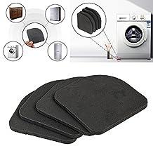 4pcs/set High Quality Washing machine shock pads Non-slip mats Refrigerator Anti-vibration pad Quality