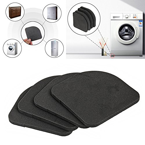 washing machine vibration pads reviews