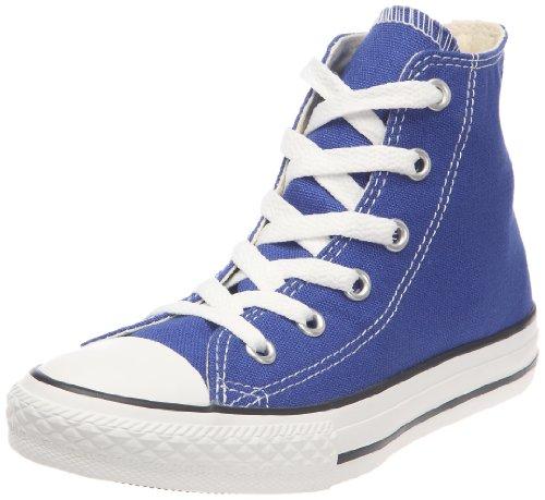 Converse Chuck Taylor All Star Season Hi,Unisex - Kinder Sneaker Blau (Dazzling Blau)