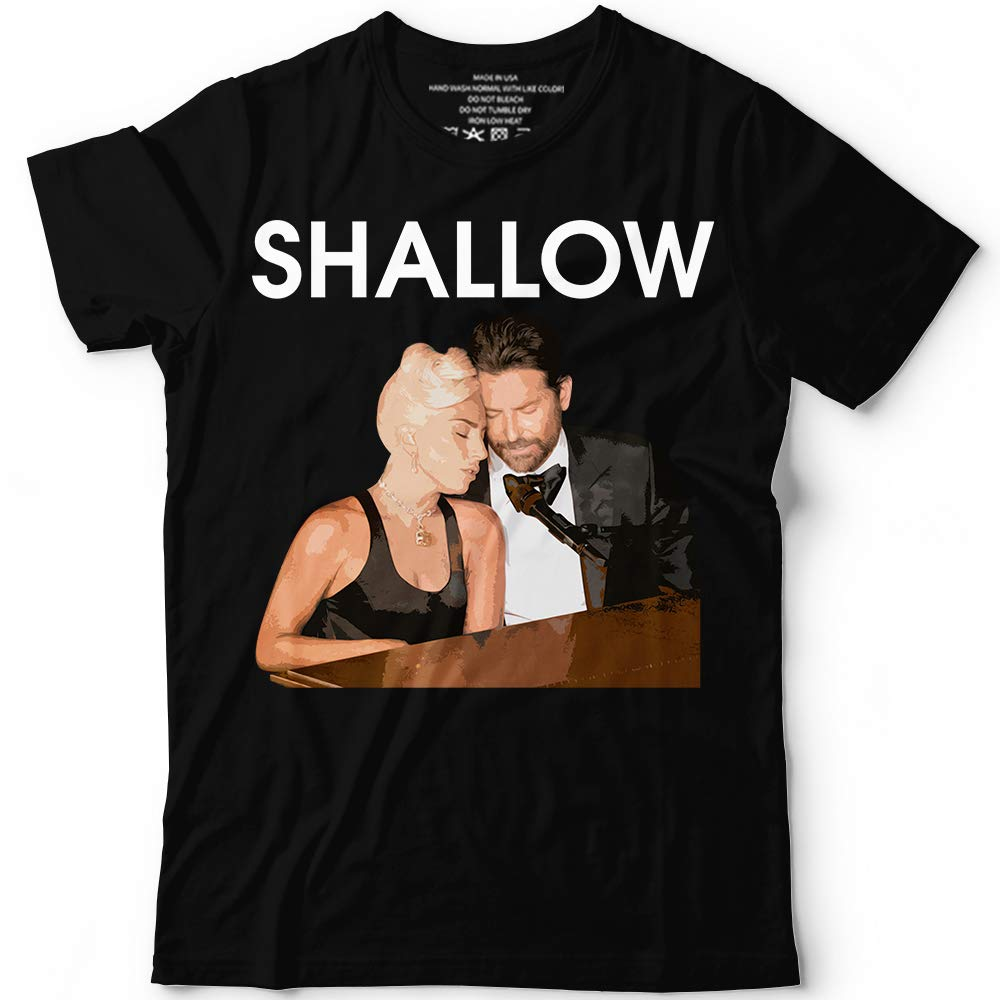 Shallow Gaga Bradley Relationship Romance Customized Shirts