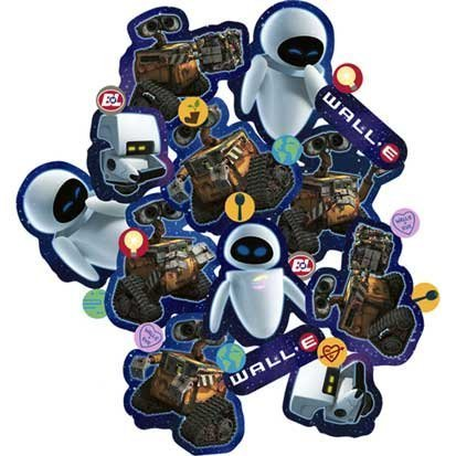 (WALL-E Confetti)