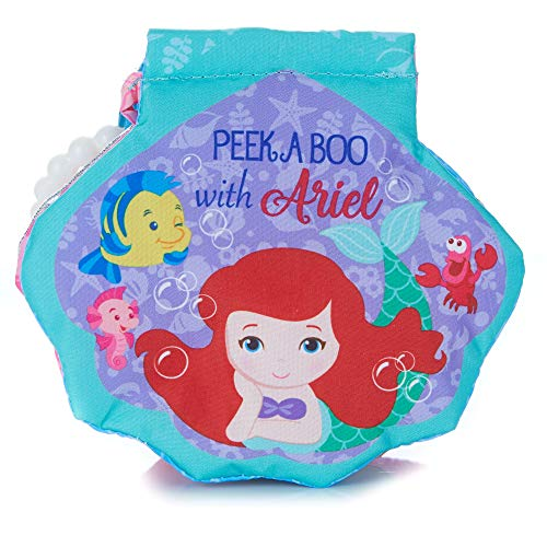 KIDS PREFERRED Disney Baby Princess Ariel Soft Book for Babies