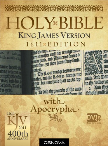 Holy Bible (1611 KJV with Direct Verse Jump)