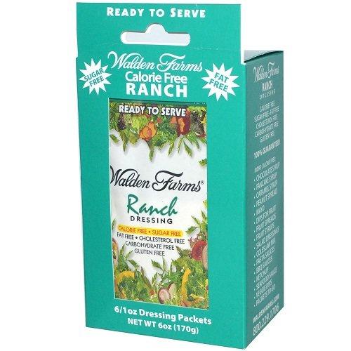 Salsa Ranchera Walden Farms 6 sobres de 28 g: Amazon.es: Alimentación y bebidas