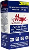 Lens Cleaning Fog-Be-Gone Towelettes 1 Case (10 Boxes) by Magic Safety - MS93160