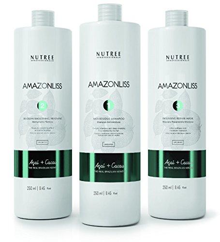 Amazonliss Brazilian Reconstruction Smoothing Treatment product image