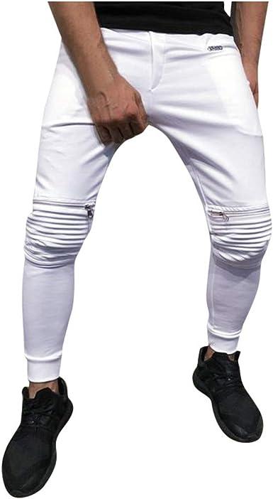JiaMeng Pantalones Casual Gimnasio Gimnasio Chándal ...