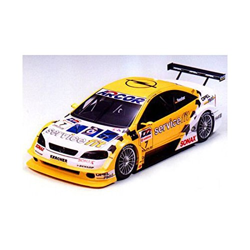 (Tamiya 1/24 Sports Car | Model Building Kits | No.243 OPEL ASTRA V8 coupe OPEL Team Phoenix 24243 [ Japanese Import)