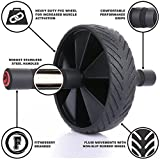 Ab Roller for Abs Workout - Ab Roller Wheel