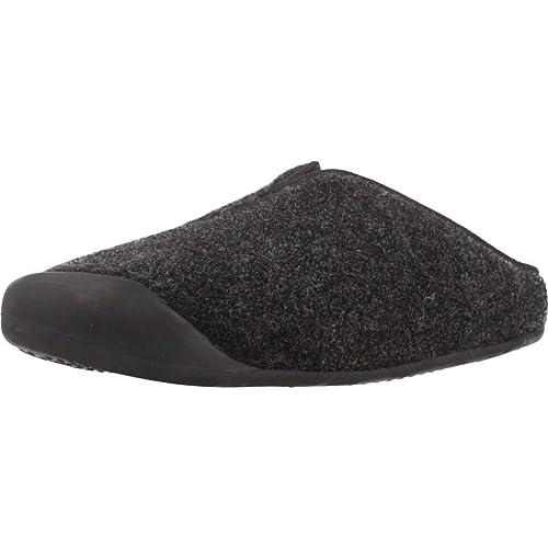 mejor selección 3027c ec143 Zapatillas de Estar por casa de Hombre, Color Negro, Marca NORDIKAS, Modelo  Zapatillas De Estar por Casa De Hombre NORDIKAS 9925 Negro