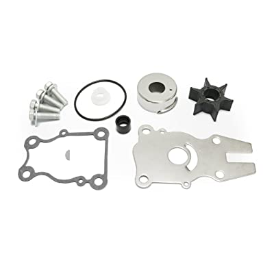 Full Power Plus Yamaha 40HP 50HP 60HP Outboard Water Pump Repair Kit Impeller Replacement 63D-W0078-01 Sierra 18-3434: Sports & Outdoors