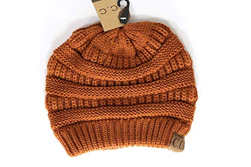 126a5fd04e39c Crane Clothing Co. Women s Classic CC Beanies One Size Rust