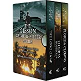 The Gibson Crime Thriller Series Box Set - three top rated superb suspenseful thrillers.