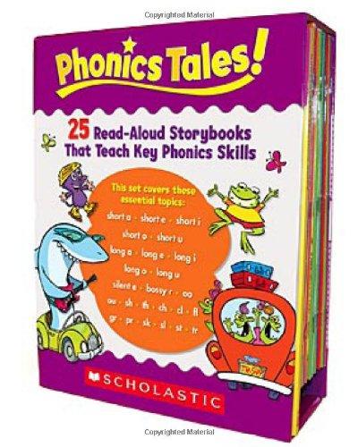 Phonics Tales!: 25 Read-Aloud Storybooks That Teach Key Phonics (Key Phonics)