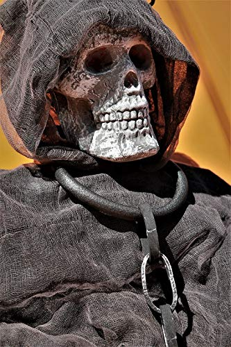 Photography Poster - Halloween, Scary, Creepy, October, -