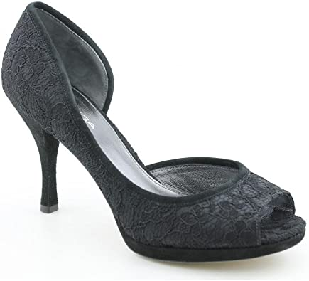Via Spiga-Malibu2 Black Lace
