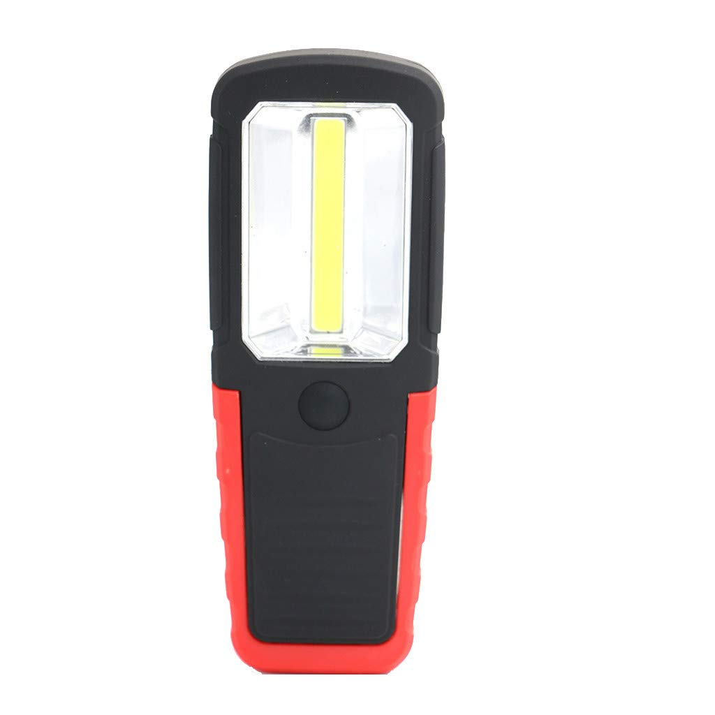 Icocol LED Outdoor Camping Light Emergency Maintenance Super Bright Flashlight Work Lamp