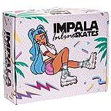 Impala Lightspeed Inline Skate - Pink/Yellow