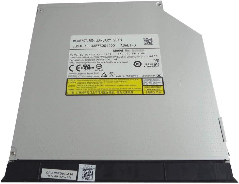 Dell Latitude E6320 E6330 E6420 E6430 E6430s E6520 E6530 Blu-ray BD-RE Burner Writer BD-ROM DVD Player Drive