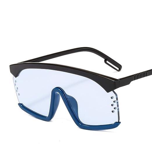 Yangjing-hl Nuevas Gafas de Sol Cat Eye s Hombres Mujeres ...